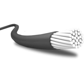Supramid 4/0 18 мм (1/2) 75 см.