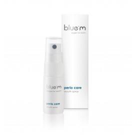 Спрей BlueM для полости рта с антибактериальными свойствами